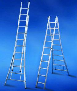 Keurmeester ladders trappen en rolsteigers